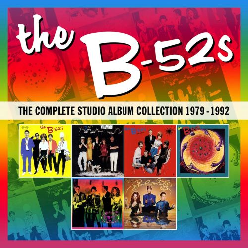 The Complete Studio Album Collection 1979-1992