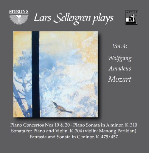 Lars Sellergren Plays, Vol. 4: Mozart