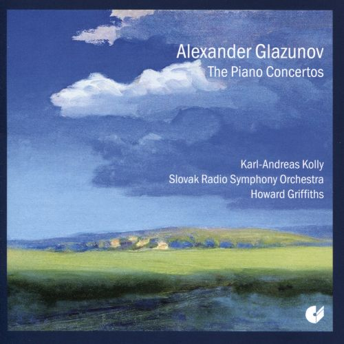 Glazunov: The Piano Concertos