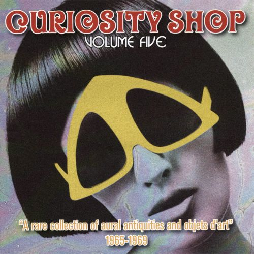 Curiosity Shop, Vol. 5