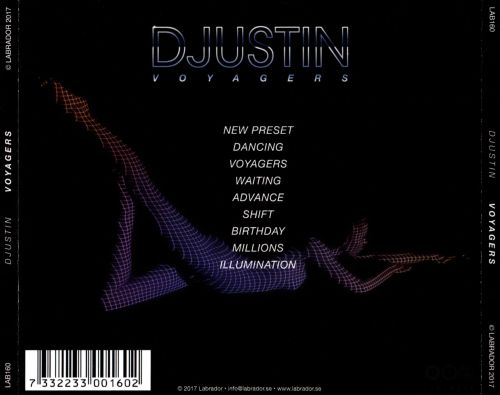 Djustin voyagers the legends nightshift