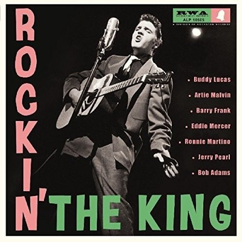 Rockin the King: 12 Elvis Cover Songs