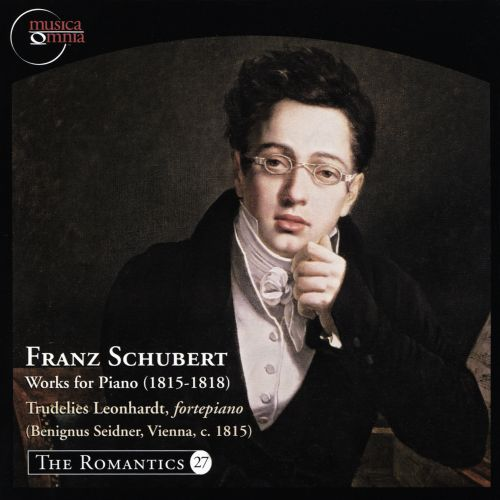 Schubert: Works for Piano (1815-1818)