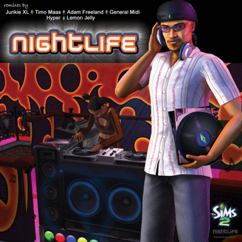 The Sims 2: Nightlife [Original Game Soundtrack]