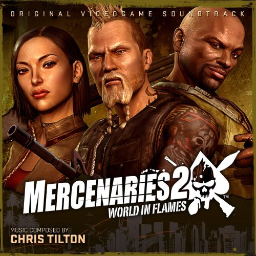 Mercenaries 2 world in flames original game soundtrack songs mercenaries 2 world in flames altavistaventures Choice Image