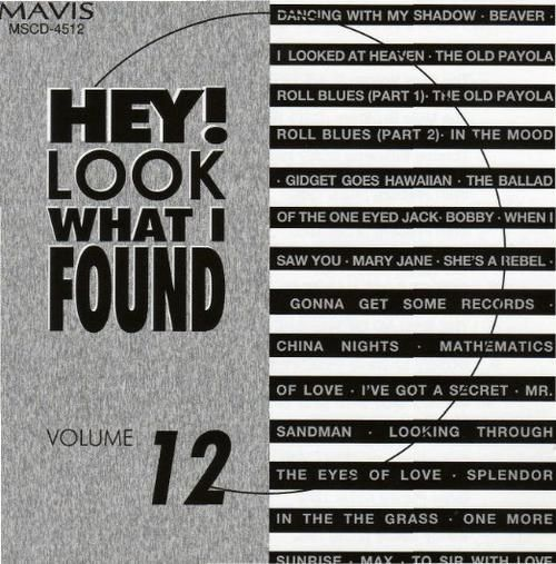 Hey Look What I Found, Vol. 12