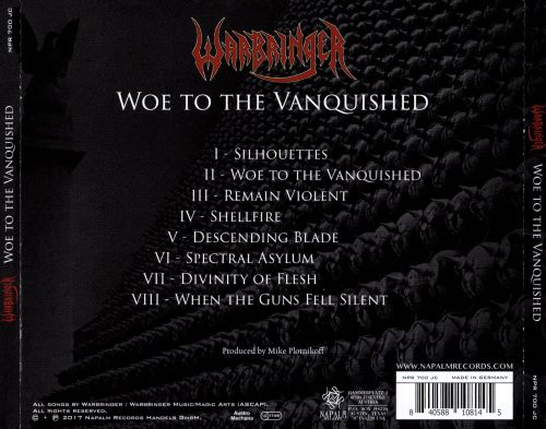 Woe to the Vanquished
