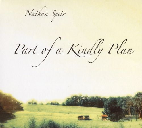 Part of a Kindly Plan