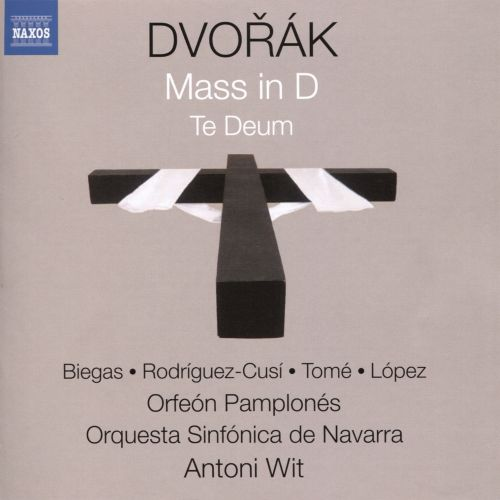 Dvorák: Mass in D; Te Deum