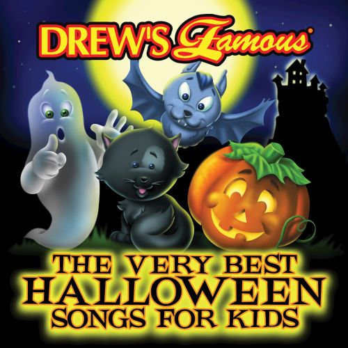 Drew's Famous the Very Best Halloween Songs for Kids - The Hit ...