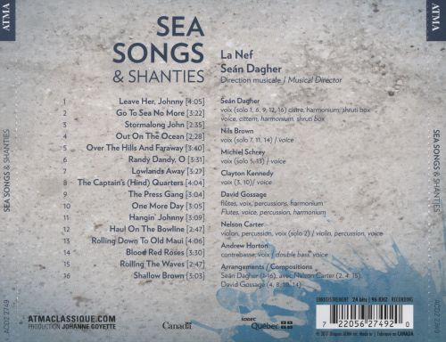 Sea Songs & Shanties