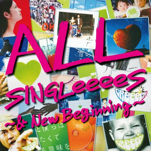 All Singleeees & New Beginning
