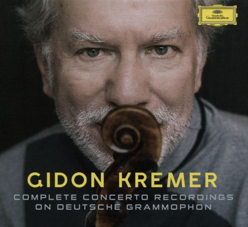 Complete Concerto Recordings on Deutsche Grammophon