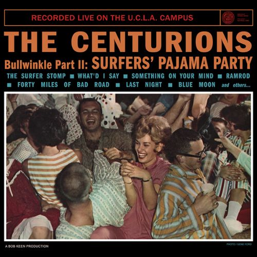 Bullwinkle, Pt. 2: Surfers' Pajama Party: Recorded Live On The U.C.L.A. Campus