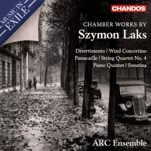 Chamber Works by Szymon Laks