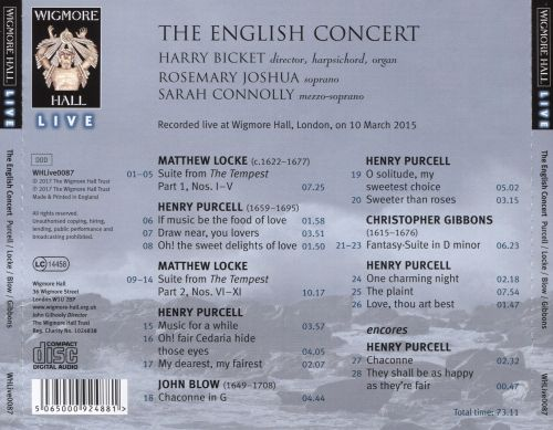 Purcell, Locke, Blow & Gibbons
