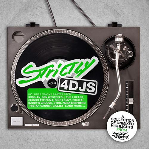 Strictly 4 DJs, Vol. 6
