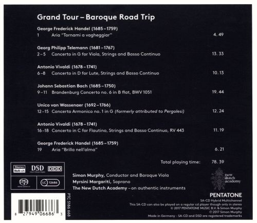 Grand Tour: Baroque Road Trip