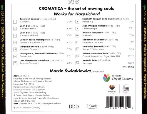 Cromatica: The Art of Moving Souls