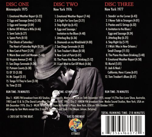 Transmission impossible tom waits songs reviews credits allmusic transmission impossible transmission impossible stopboris Images