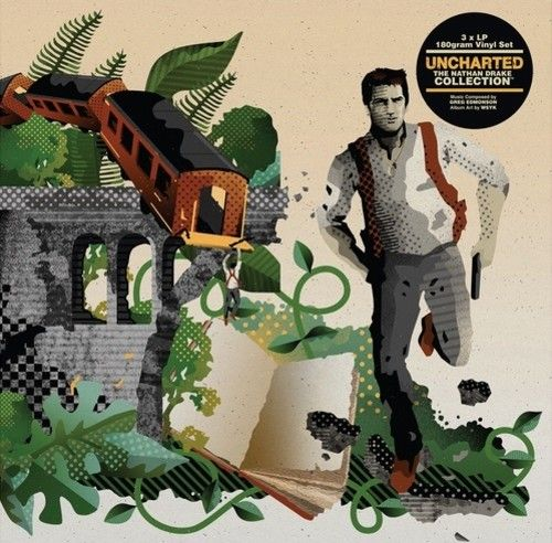 Uncharted: The Nathan Drake Collection [Original Game Soundtrack]