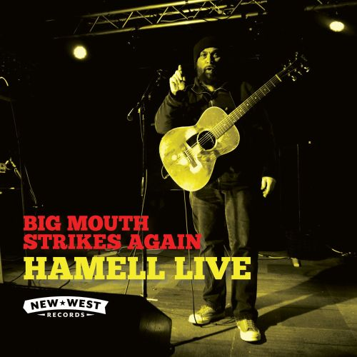 Big Mouth Strikes Again - Hamell on Trial | Songs, Reviews, Credits ...