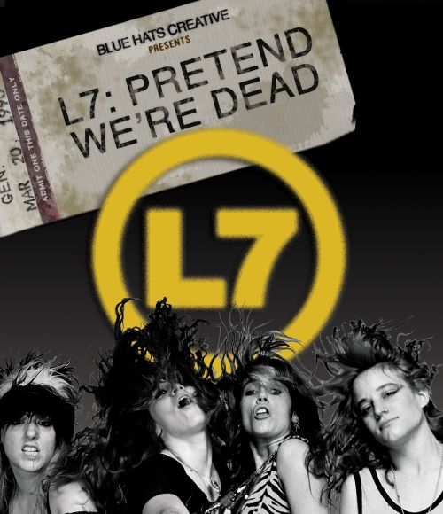L7: Pretend We're Dead [Video]