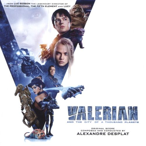 Valerian & the city of a thousand planets [original score.