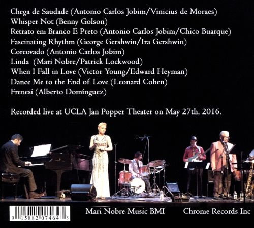 Live and Alive: From Gershwin to Jobim