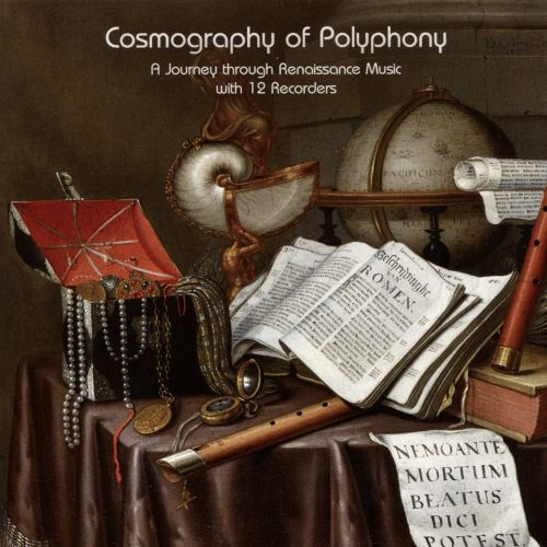 Cosmography of Polyphony: A Journey through Renaissance Music with 12 Recorders