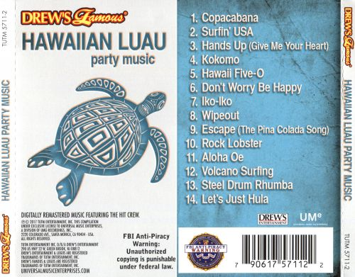 Hawaiian Lualu Party Music
