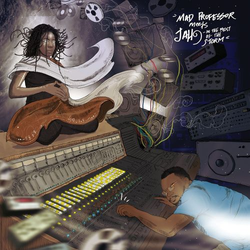 Mad Professor Meets Jah9... In the Midst of the Storm