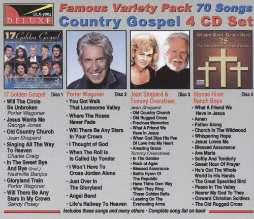 World Famous Variety Pack Gospel