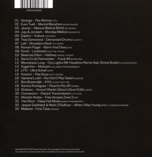 Fabriclive 94