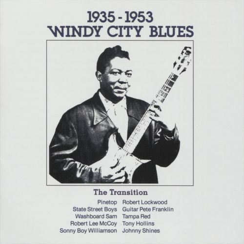 Windy City Blues: 1935 - 1953