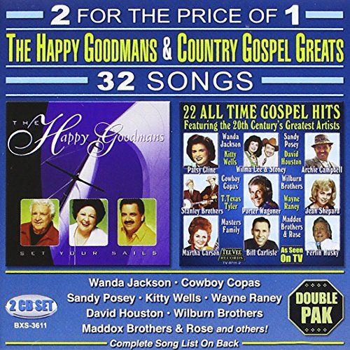 Set Your Sails: 22 All Time Gospel Hits