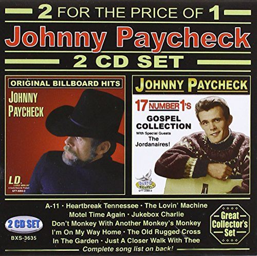 Johnny Paycheck [2 CD Set]