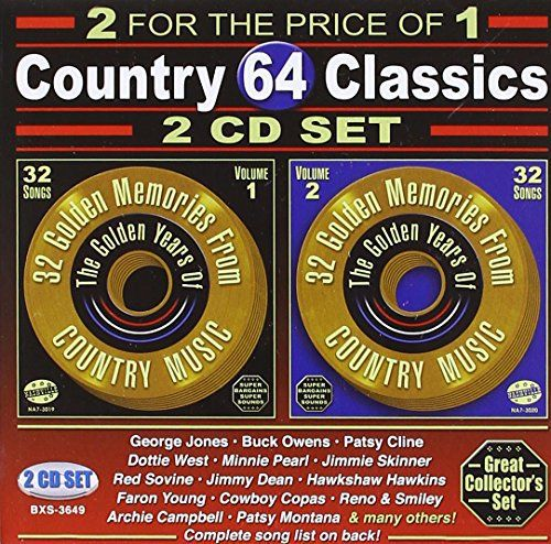64 Songs: Country Classics