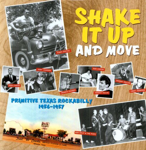 Shake It Up and Move