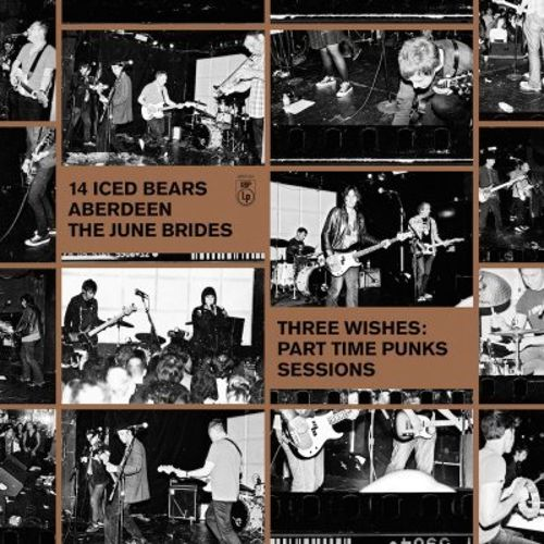 Three Wishes: Part Time Punks Sessions