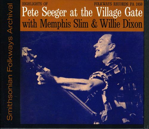 Village Gate with Memphis Slim and Willie Dixon, Vol. 1