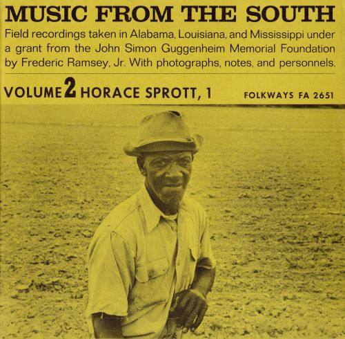 Music from the South, Vol. 2: Horace Sprott 1