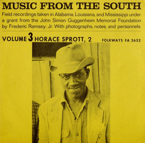 Music from the South, Vol. 3: Horace Sprott 2