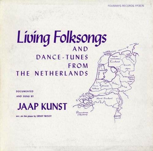 Living Folksongs and Dance-Tunes Netherlands
