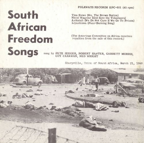 South African Freedom Songs [Smithsonian Folkways]