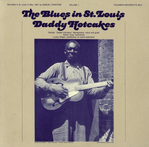 The Blues in St. Louis, Vol. 1