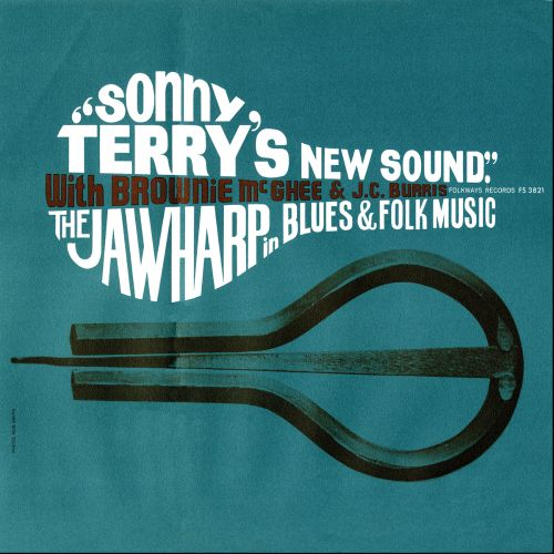 Sonny Terry's New Sound: Jawharp in Blues & Folk