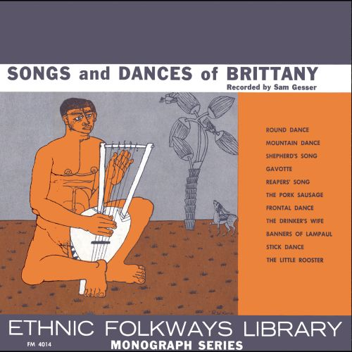Songs and Dances of Brittany
