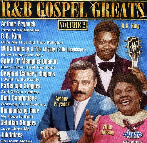 R&B Gospel Greats, Vol. 2