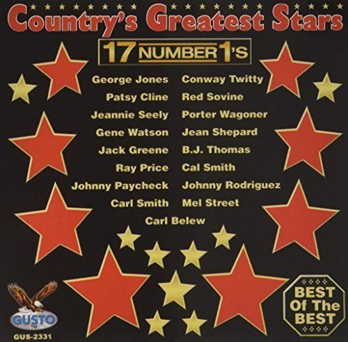 Country's Greatest Stars: 17 Number 1's